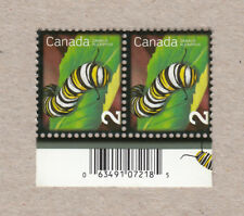 ma. Error,Variety YELLOW SPOT at leaf Pos.46 Unlisted Canada 2009 #2328 MNH ec61