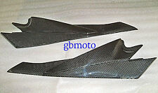 GBMOTO GSXR GSXR600 GSXR750 600 750 08 - 09  2008 2009 CARBON tank side panels