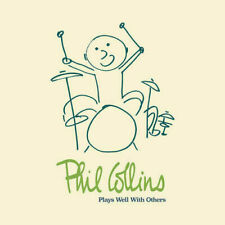 4 CD Set Phil Collins Plays Well With Others 2018 Atlantic IMPORT 0081227942052