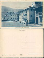 DEMONTE,PIAZZA BOTTERIA-PIEMONTE(CUNEO)- F.P.ANIMATA NON VIAGGIATA  -N.40213