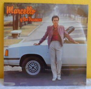 MARCELLO Y LOS TRUENOS -1986 SELF TITLED- MEXICAN LP STILL SEALED SALSA
