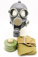 Russian USSR military Gas Mask GP-7 with filter bag NEW GENUINE authentic