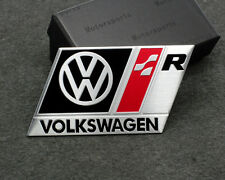Car Sticker Decal Emblem Badge R Logo Styling Accessories for VW Polo Scirocco