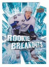 DANA TYRELL 2010-11 UPPER DECK ROOKIE BREAKOUTS #079/100