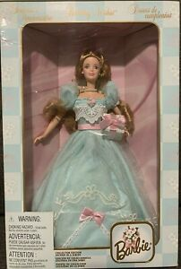 Barbie Birthday Wishes 1999 Second In A Series Blue Dress