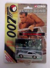 Corgi James Bond 007 Thunderball Aston Martin DB5 Tarjeta de Coleccionista Coche & Nuevo