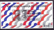 Nederland 2002 - MNH - Koninklijk Huwelijk