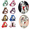 Strong Power Dog Harness Reflective Adjustable Pet Padded Puppy Vest Harnesses