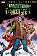 Marvel Omnibus - Il Mostro di Frankenstein - Panini Comics - ITALIANO NUOVO