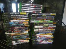 LOT OF 41 XBOX GAMES 5 XBOX 360 GAMES CRASH BANDICOOT FALLOUT 4