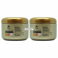 """KeraCare Butter Cream 227 g (8 oz.) """"Pack of 2"""" with Free Nail File"""