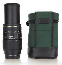Sigma Zoom 70-300mm 4-5.6 APO Macro mount Minolta A-mount Sony Alpha (Réf#E-032)