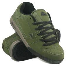 Adio Bam V3 Skate Shoes Rare Army Green/Black UK 11 US 12 Bam Margera Jackass