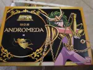 Andromeda! Saint Seiya vintage GOLD
