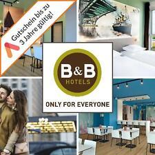 Kurzreise Multigutschein 55x B&B Hotels zur Auswahl 3 Tage 2 Personen +Frühstück
