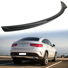 New listing Unpaint Fit FOR Mercedes Benz GLE Class C292 Coupe V Style Trunk Spoiler 2015UP