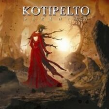 Kotipelto-serenity Limited Ed. CD neuf emballage d'origine