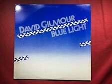 "T2-45 DAVID GILMOUR Blue Light .. 12"" SINGLE .. PROMO .. 45RPM .. 1984"