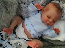 Muñeca Bebé Reborn.. Freddy.. con placa de barriga
