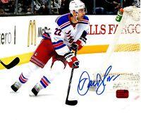 Dan Boyle autographed signed 8x10 photo NHL New York Rangers