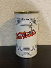 Nesbitt Soda Can, Fairbanks. No Lid