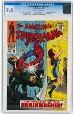 The Amazing Spider-Man #59 (Apr 1968, Marvel Comics) CGC 9.4 NM   1st Mary Jane