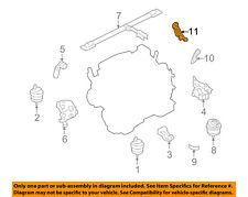 FORD OEM Engine Motor Transmission-Bracket 5F9Z6F055CB