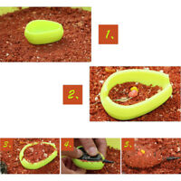 Silicone Quick Release Baits Moulds for Carp Fishing Inline Method Feeder