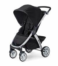 Chicco Bravo Trio Stroller in Ombra - Black Brand New!! Free Shipping!!!