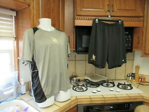 California State University Long Beach Volleyball Team Uniform shorts & jersey 3