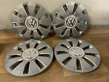 4x14zoll Radkappen*VW Up Lupo Usw*Original VW*Guter Zustand