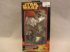 Kurt Adler Star Wars 5 pc Mini Holiday Ornaments  (1215DJ1)  63311