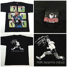 Rare NWOT Vintage 1994 Diego Maradona Argentina Shirt Size M / L UNWORN Made '03