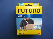 FUTURO Adult Pouch Arm Sling Left or Right Broken Sprain Post Surgery 03080