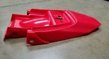 Used Honda 2003 CRF150F 2003 CRF230F Rear Red Fender 80101-KPS-900ZA U14