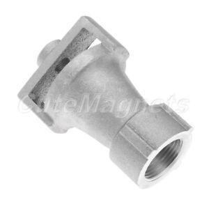 """Inlet 1"""" BSP Aluminium Sand Casting Venturi Burner Head Spare Heater Boiler Part"""