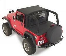 Tonneau Cover Rampage 721015 fits 1992 Jeep Wrangler