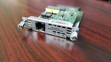 Cisco WIC-1SHDSL-V3 1 Port WAN Interface Card QTY Available