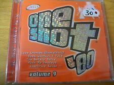 ONE SHOT 80 VOLUME 9  FALCO OFF BILLY IDOL CD SIGILLATO