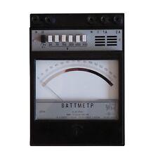 30-75-150-300-450-600V 0.1-10A 10-100mA Wattmeter D5004 an-g Agilent  HP