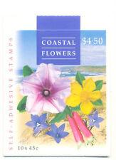 Flowers Australian Stamp Booklets