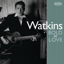 Geraint Watkins 'Watkins Bold As Love' CD 1997 w/ Nick Lowe. New reissue sealed.