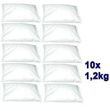 10 Nachfüllpackungen à 1,2 kg für Raumentfeuchter Luftentfeuchter Nachfüller