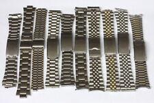 Lot of vintage mixed mens bracelets for parts/restore - 139053