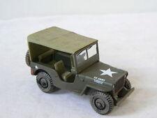 Corgi Willys Diecast Vehicles, Parts & Accessories