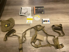 New listing TRX Tactical Force System Body Weight Suspension Trainer Home Gym LOOK! W Extras