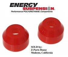 MOPAR B-Body (65-72) Polyurethane Tie Rod End Dust Boot Set - RED (13001R)