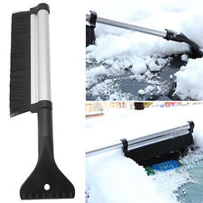 Car Vehicle Snow Ice Retractable Scraper Snowbrush Shovel Removal Brush Winter