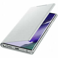 Official Samsung Galaxy Note 20 Ultra LED View Cover Case - Mystic Grey