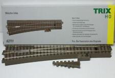 Trix 62711 H0 - schlanke Weiche links 236,1mm NEU & OvP